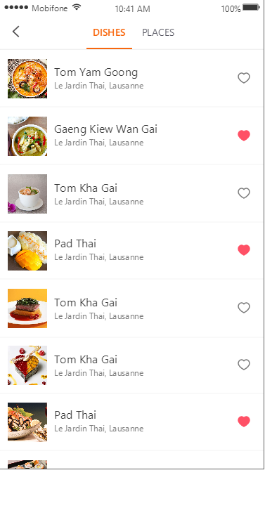 Thiết kế giao diện