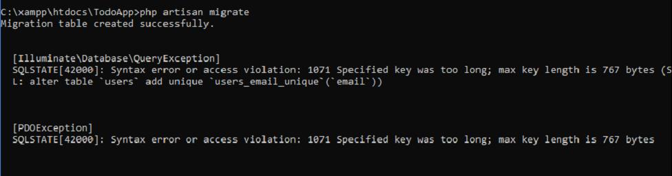 Laravel Framework Architecture